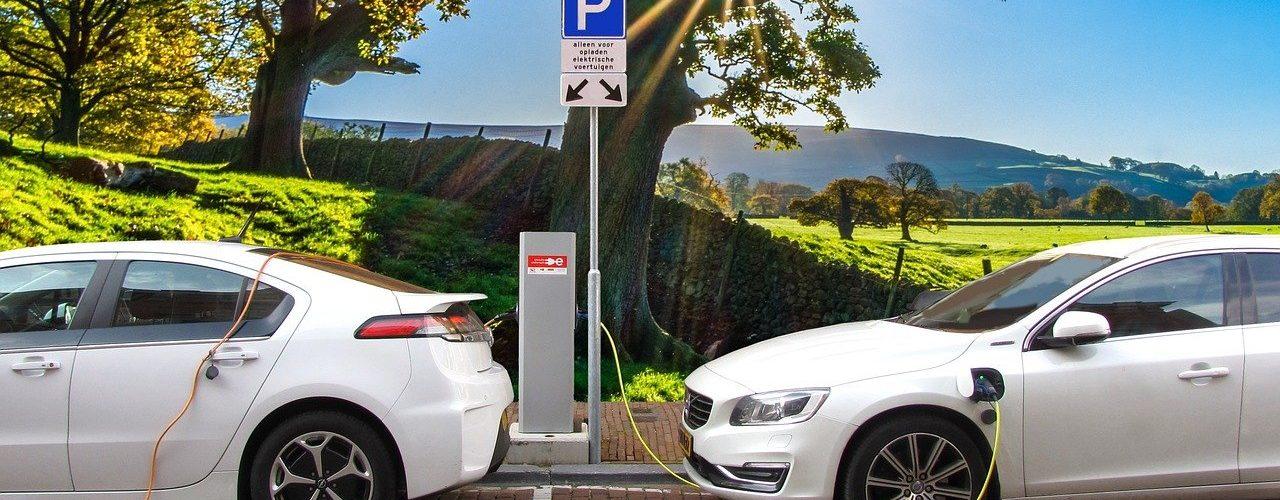 bornes de recharges des voitures électriques